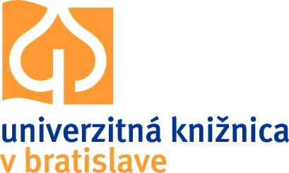 Logo Univerzitná knižnica v Bratislave